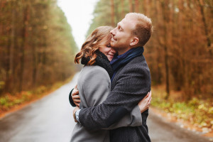 A cura pelo abraço